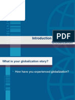 Introduction to Globalization-1