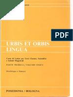 Tantucci Urbis et Orbis Lingua, Teoria, completo