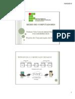 Noções de Comunicações de Dados