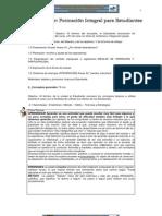 manual instructor de formacion estudiantes version 7 julio 09
