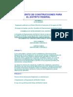 reglamentodeconstruccionDF