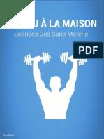 Séances Dos Sans Matériel - Nico Dalam