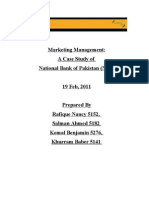Project Report NBP