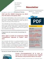 CIPU Newsletter # 02 - février 2011