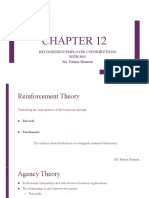 Chapter 12 - Recognizing Employee Contribution