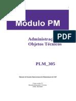 PLM 305 Manual