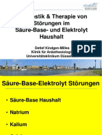 8. Intensiv-Säure-Base-Elektrolyte