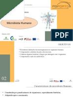 PPT2 - microbiota humano