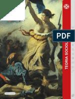 1 - TEORIA SOCIOLÓGICA - Origens da Sociologia e Positivismo (1)