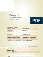 01 - Presentación de Curso Diseño 2