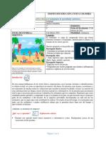 Ejemplo de Guía de Aprendizaje_Lenguaje3_grado