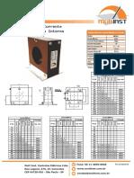 Anexo 09 - Folha de Dados - Transformador de Corrente - IMP06J1