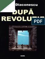 Ion Diaconescu Dupa Revolutie   DUPĂ REVOLUȚIE © Editura NEMIRA, 2003