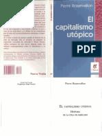 El Capitalismo Utopico. Ronsanvallon