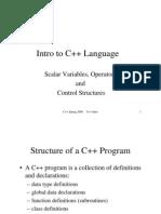 C++Intro