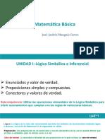 Sesión 1 Lógica Conceptos Generales