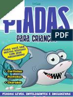 Piadas para Crianças - Ed. 115 - 31.01.2021
