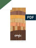 Catálogo TAMPOS em madeira 2020