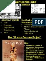Gentechnik 92 Verfahren 2021