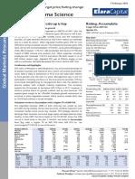 Strides Pharma Science - Elara Securities - 7 February 2021