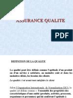 Cours Assurance Qualite