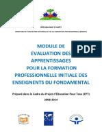 9. Evaluation Apprentissages Scolaires VF
