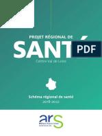 Schema Regional de Sante 2018 2022