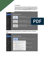 Microsoft Word Lección (3)