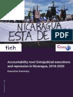 Nicaragua Resu Exe 764 a Ng