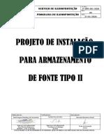 IT-SPR - 001-2020-Projeto de Instalação para Armazenamento de Fonte tipo II