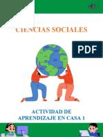 ACTIVIDAD DE APRENDIZAJE EN CASA