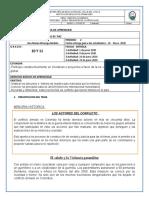 CATEDRA DE PAZ 10 y 11