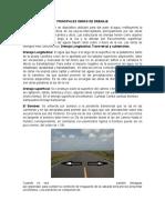 PRINCIPALES OBRAS DE DRENAJE