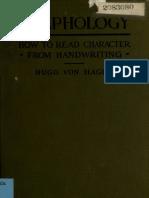 Graphology - Hagen