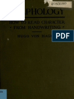 Graphology - Hagen