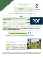 Guia Integrada 1. Agropecuaria 10 2021