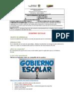 GUIAS DE APRENDIZAJE AUTONOMO- DEMOCRACIA