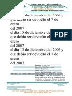 3.-MODELO DE ESCRITO PROMOVIENDO EXCEPCION DE INCOMPETENCIA POR RAZON DE LA MATERIA