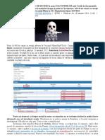 Articolul - ActiveNews a descoperit cca. 170 de decese în urma Vaccinurilor Anti-Covid, în documentele SUA şi UE., 2021