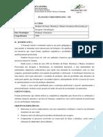 FIC Produtor de Frutas, Hortaliças e Plantas Aromáticas Processadas Por Secagem e Desidratação PRONATEC