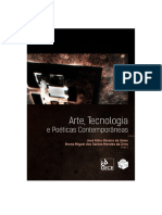 Arte Tecnologia e Poeticas Contemporanea