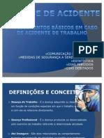 ANÁLISE DE ACIDENTE - Capacitação CIPA ESCOLÁSTICA