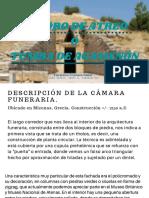 TESORO DE ATREO Ó TUMBA DE AGAMENÓN 2