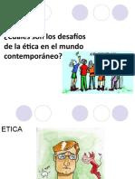 CLASE SEMANA 2 ÉTICA Y CONVIVENCIA