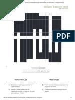 Imprimir Crucigrama_ Conceptos de selección natural (biología - 9º Secundaria - cn biologia evolucion)