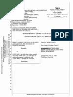 Harry & Meghan v Doe Stipulated Injunction