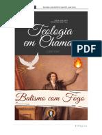 Apostila - Batismo Com Fogo - Teologia Em Chamar