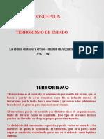 Historia- 5°A- Alvarez, Y-1.Terrorismo de Estado- TP8