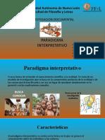 Paradigma Interpretativo - Equipo 2