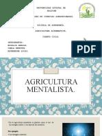 Agricultura Mentalista